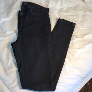 JBrand super skinny black jeans- lightweight 26
